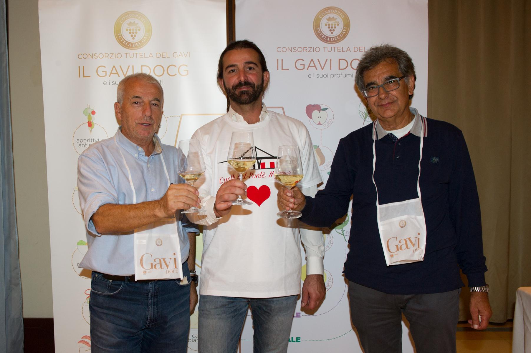 Tutto il Gavi a Genova 2018