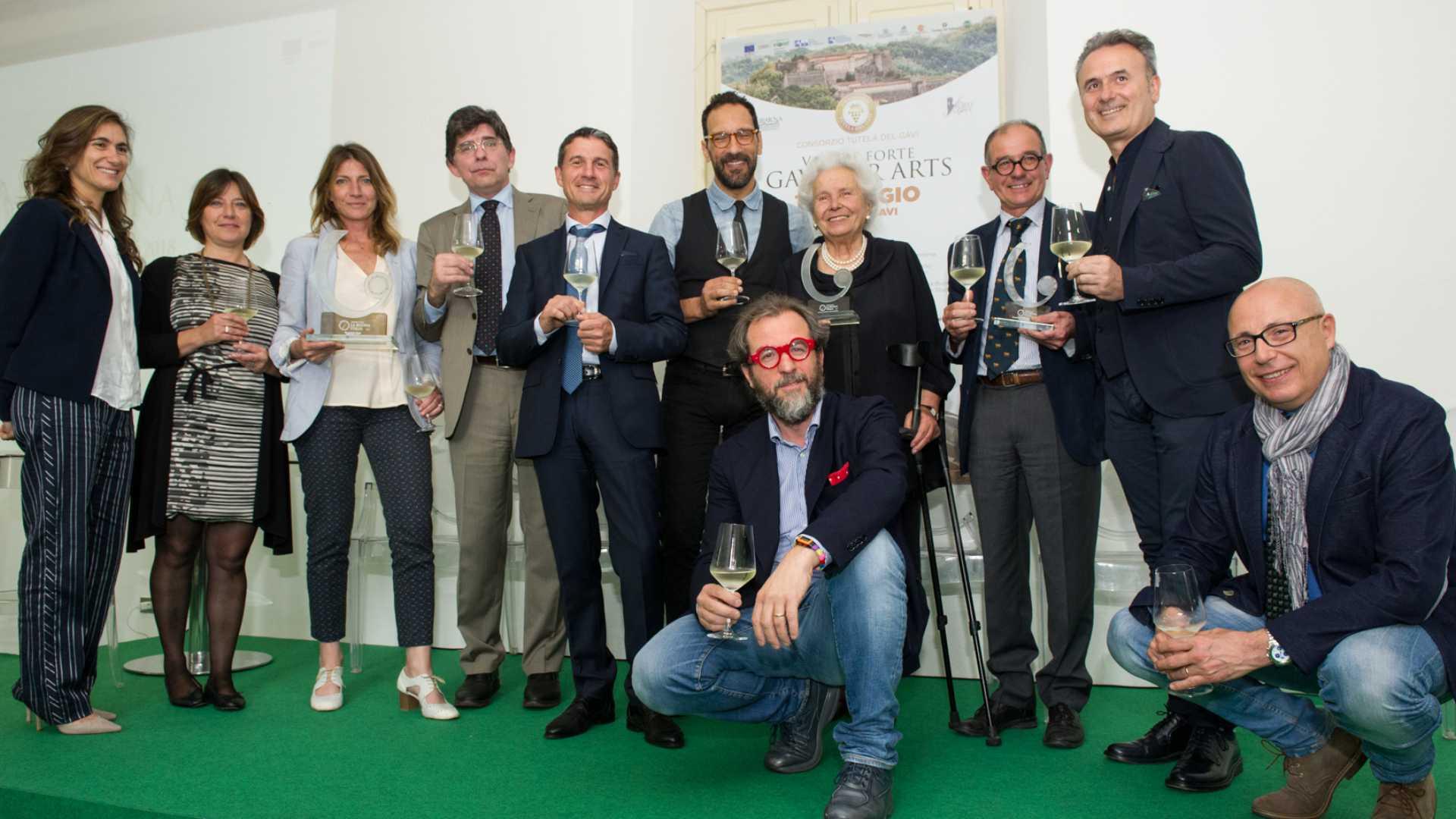 Premio Gavi La Buona Italia 2017