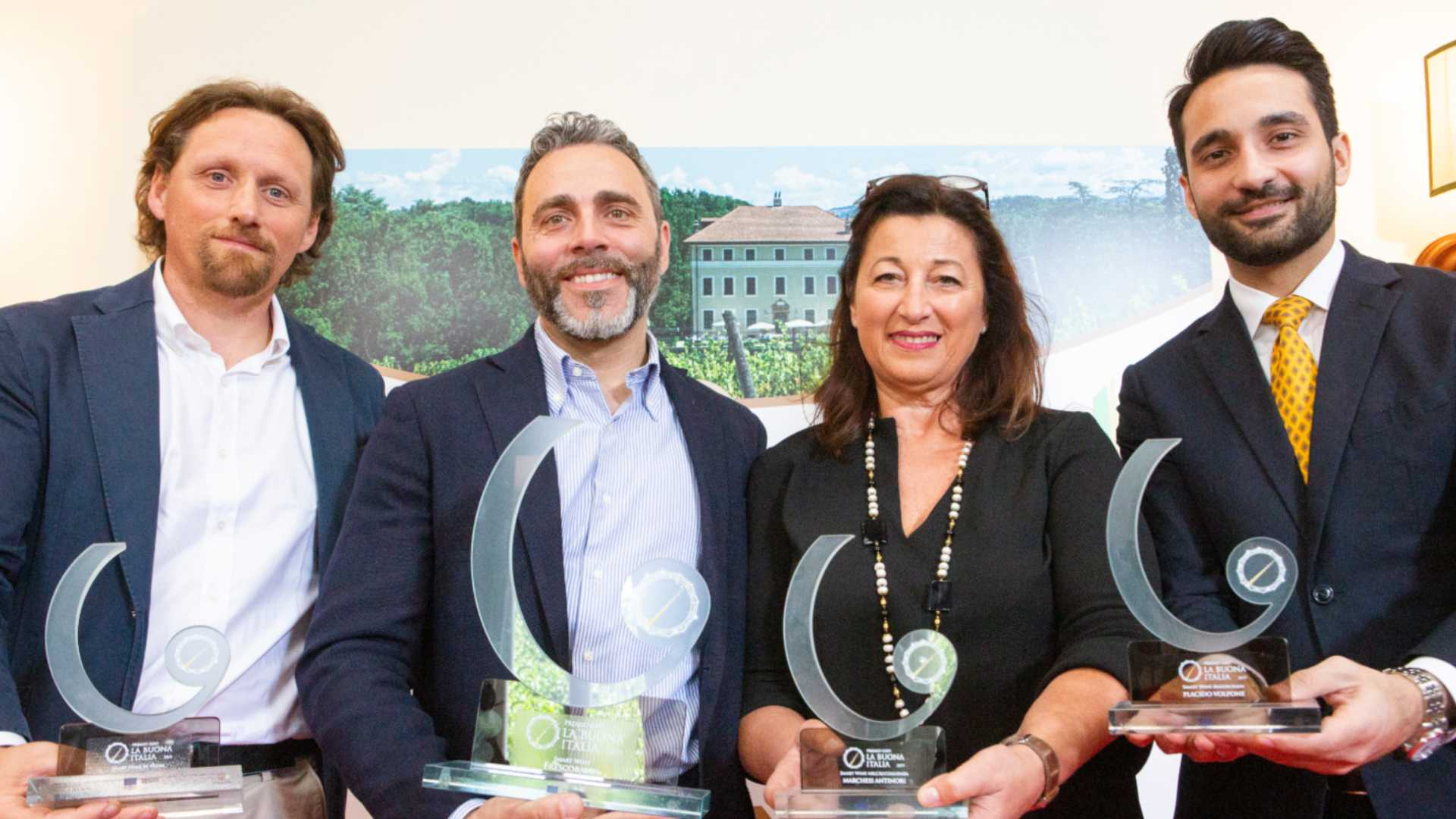 Premio Gavi La Buona Italia 2019